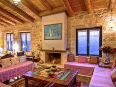 Rethymno villa rental - Housekeeping twice per week is included! Crystal Clear Water, Housekeeping, Swimming Pools, Bbq, Villa, Lounge, Luxury, Building, Beach