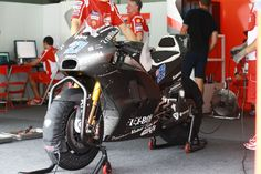 Stoner's Ducati, Sepang MotoGP test, February 2017