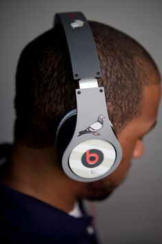 Jeff Staple Design for Beats by Dre, The Beat Goes On