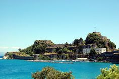 fortress, Kerkyra (i.e. Corfu), Greece, been there up 4.7.2013!