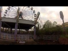 Six Flags New Orleans Abandoned Theme Park Adventures (Goes with the Jason Knight example.)