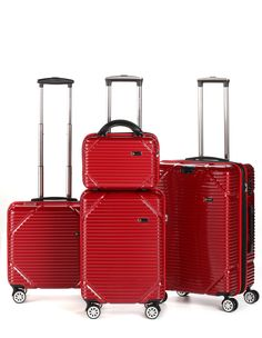 We review eight suitcases in our punishing 'tough test' to separate the genuine hard shells from the softies.