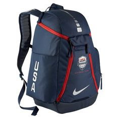 327c8bafdffc Nike Hoops Elite Max Air 2.0 Team USA Olympics Basketball Backpack Nike Bags
