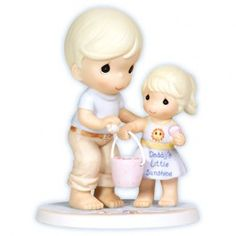 Daddy's Little Sunshine - Miscellaneous - Figurines - Precious Moments