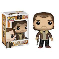 Walking Dead Season 5 Rick Grimes Pop Vinyl Figure