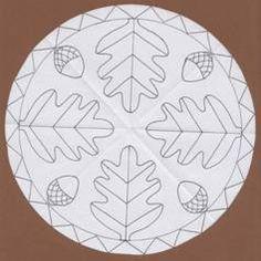 Podzimní mandala