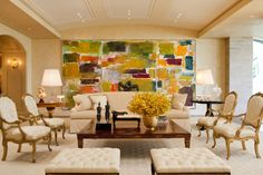 Portfolios - Dering Hall - David Scott Interiors, New York (=)