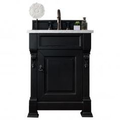 26 Inch Single Sink Bathroom Vanity with Choice of Top