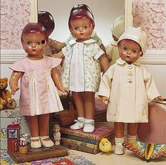 Patsy Ann Dolls