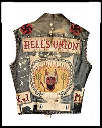 Hell's Union: Motorcycle Club Cuts as American Folk Art | Riverside | Artbound | KCET