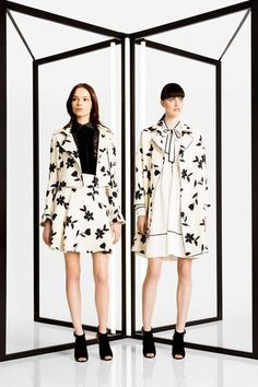 See the entire new collection from Carolina Herrera Pre-Fall 2016