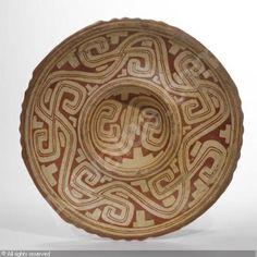 MARAJOARA CULTURE, Joanes Style, 400-1400 (Brazil)