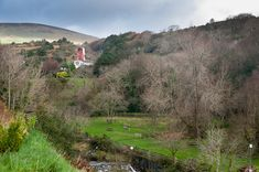The Great Laxey Wheel in Isle of Man
