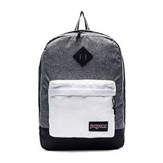 Jansport Super FX Bags (200 RON) ❤ liked on Polyvore featuring bags, handbags, pocket purse, cotton handbags, handbags purses, jansport and purse bag