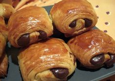 Pain au Chocolat Recipe -  Very Delicious. You must try this recipe!