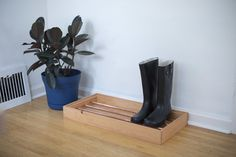 Unlike most boot trays on the internet which are just plastic, here are steps to make your own that looks good and is built to last!