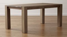"Big Sur Smoke 65"" Dining Table 