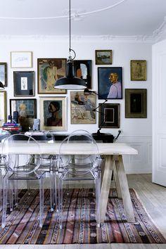 my scandinavian home: The home of a Danish fashion blogger