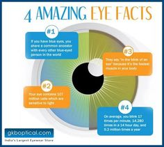 Think You Know Everything About 'Eyes'? Well, see if you knew these fun facts!