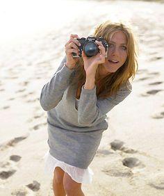 Atomic Vision: Photography Cinema Visual Arts: Celebrities And Their Cameras Jennifer Arniston