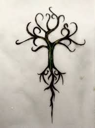 Image result for yggdrasil tattoos                                                                                                                                                      More