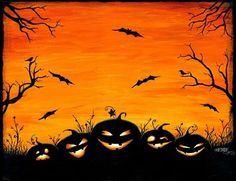 Halloween  |   Jack O Lanterns