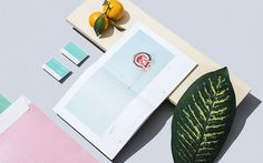 """""""Querido Tulum"""" – Art Direction, Branding, and Graphic Design by studio Futura. Mexican branding and design studio Futura was asked to help with a fresh vi"""