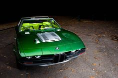 The 1969 Bertone BMW 2800
