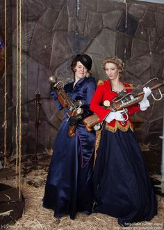 Everyday Bustlin' 2 by Kotorigaro on DeviantArt Steampunk Outfits, Steampunk Costume, Steampunk Clothing, Steampunk Fashion, Steampunk Weapons, Retro Futuristic, Dieselpunk, Cool Costumes, Clothing Styles