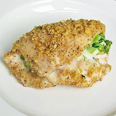 Skinny Broccoli and Cheese Stuffed Chicken  | Skinny Mom | Where Moms Get the Skinny on Healthy Living