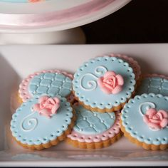 Couture Cupcakes & Cookies: Chica temas