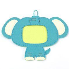elefant photo frame