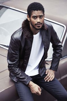 Alfred Enoch, Photography- Vincent Dolman - Sean Azeez-Bright - Fashion Stylist and Image Consultant
