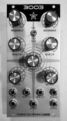 Last week, Studio Electronics introduced four Boomstar Modular Systemmodules - Eurorack modules, created in partnership with Pittsburgh Modular, based on the Boomstar all-in-one synthesizer design...