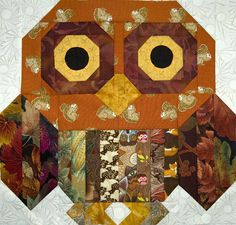 The Objects of Design: Thanksgiving Owl Tutorial