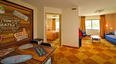 Cars Family Suite...I think this one is the Winner!!! Disney April 2015!!!!!!! Can't wait!!!