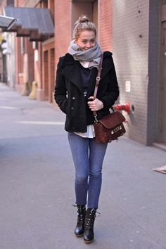 Winter street style (click to find similar items)
