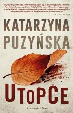Fundacja Miasto Słów - Utopce #puzynska #proszynski #book #utopce
