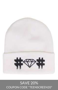 Been Trill - Diamond Supply Co. Emblem Beanie