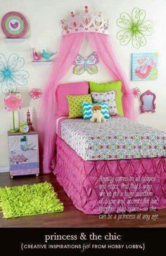 Princess Theme Bedroom, Princess Canopy, Princess Bedrooms, Princess Room,  Princess Beds For Girls, Ideas, Curtains, Babys, Princesses