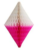 Image of NEW! 2 Tone PARTYPARTY Crystal-Ivory/Cerise