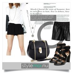"""""""StyleMoi.nu 1.4"""" by amra-mak ❤ liked on Polyvore featuring DKNY, Vince Camuto and stylemoi"""