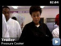 """""""Pressure Cooker"""" 2008  Wonderful documentary that follows students from Philadelphia Culinary Arts High School program as they compete for college scholarships. Highly recommend it!"""