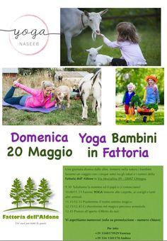 Yoga bambini in fattoria – mamma, parliamone