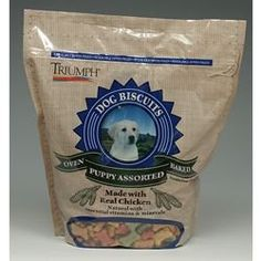 Triumph Puppy Assorted Biscuits Dog Treats *** Awesome dog product. Click the image : Dog treats