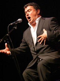 La voz rotunda y el flamenco puro de José Menese
