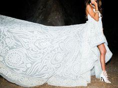 Whimsical-Bohemian Capri Wedding Weekend: Erica + Louis   Green Wedding Shoes Wedding Blog   Wedding Trends for Stylish + Creative Brides