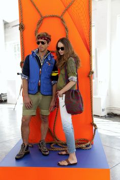 GANT by Michael Bastian - Spring/Summer 2013 in New York City