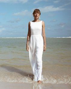 Viva Yemanjah (@vivayemanjah) • Fotos e vídeos do Instagram. #matisse #estamparia #slowfashion #estampasexclusivas #camisaria #moda Second Hand, Foto E Video, One Shoulder, White Dress, Matisse, Formal Dresses, Instagram, Fashion, Stamping