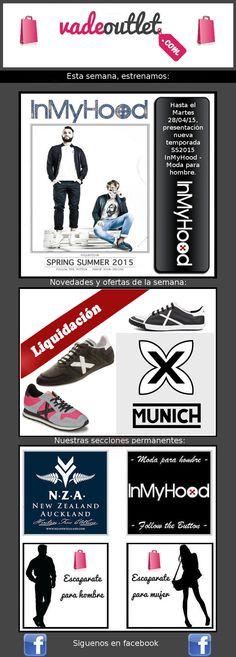 Actualidad Vadeoutlet  http://www.unabuenarecomendacion.com/index.php/complementos-y-regalos/ropa-y-calzado/5626-inmyhood-munich-y-mucho-mas-en-vadeoutlet